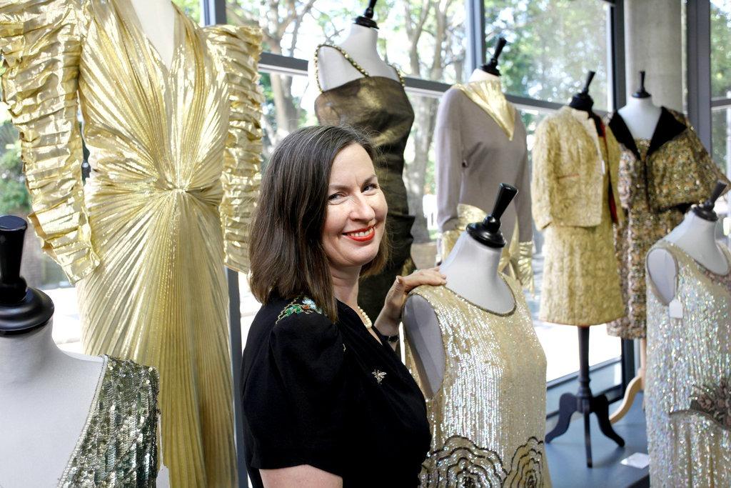 访谈系列:时尚拍卖师Kerry Taylor