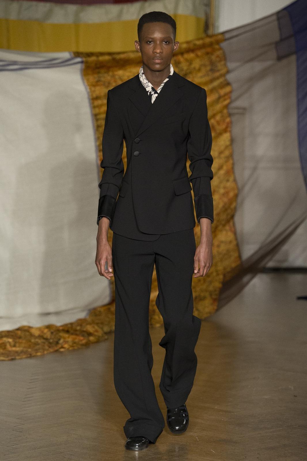 访谈系列:男装设计师Grace Wales Bonner