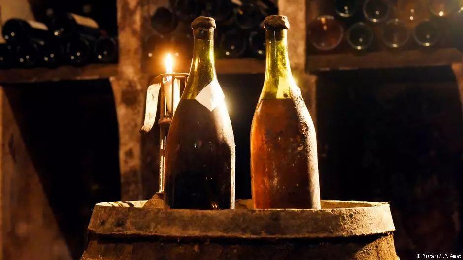 乾隆年间的法国葡萄酒现在能卖多少钱?